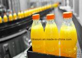 Frasco de vidro de garrafa plástica automática de bebidas de suco de máquina de embalagem de Enchimento