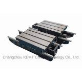 三菱システム高速CNCの訓練および機械化の旋盤(MT50)