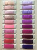 Spandex-Polyester-Satin-Gewebe mit 700 Farben