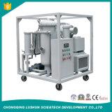 Máquina en línea automática de la filtración del petróleo del purificador/de la turbina del aceite lubricante de la bomba de vacío del Agua-Anillo del trabajo de la industria metalúrgica (ZRG)