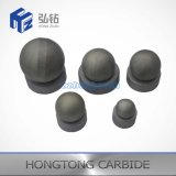 Esfera e assento personalizados de carboneto de tungsténio