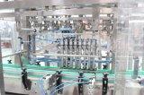 Macchina imballatrice di riempimento di Doule dell'olio rotativo automatico