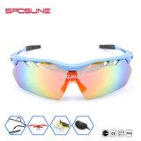 Изготовленный на заказ велосипед Dropship тавра участвуя в гонке стекла Sun спортов поляризовывал объектив UV400 Eyewear для напольного спорта