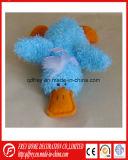 Regalo nuevo juguete de pato de felpa con caja de música para bebés