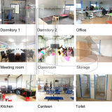 軽い使用されるオフィスのための鉄骨構造EPSの泡のSwandichのパネルによって組立て式に作られる家