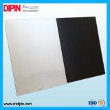 Зеркальные серебристый/черного цвета с двойной лист