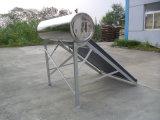 고압 통합 열파이프 태양 온수기
