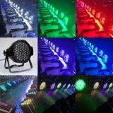 LEIDEN PARI Lichte 54X3w RGBW 4 In1