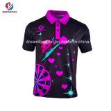 Custom Sportswear Dry Fit hommes sublimé polo chemises de golf