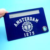 Fluglinie Identifikation-Namensabzeichenplastikgepäckmarke