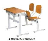 두 배 조정가능한 학교 책상 및 의자 학교 가구