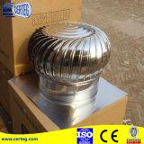 Turbina de 300 mm de chimenea respirador salpicadero