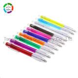 Chaud-Vente de la papeterie en plastique bon marché de stylo à bille pour le cadeau promotionnel