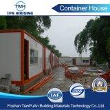Casa de frame de aço adaptávela do recipiente do conjunto rápido