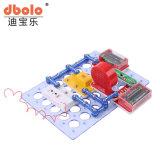 Les jouets de bricolage de radio FM de blocs de construction électrique