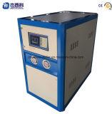 refrigeratore raffreddato ad acqua industriale di raffreddamento di capienza 9.6usrt/50Hz