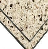Impermeables y resistentes al fuego nuevo material de decoración ACP panel sándwich