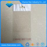 La OPP transparente personalizado con cabezal de la bolsa de papel impreso