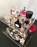 Présentoir acrylique de luxe créateur de parfum
