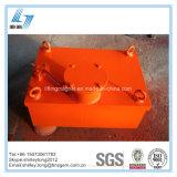 Квадратный электро Overband магнитного сепаратора