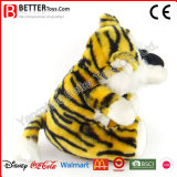Stuk speelgoed van de Tijger van de Gift van de bevordering het Pluche Gevulde Dierlijke Zachte voor de Jonge geitjes/de Kinderen van de Baby