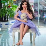 l'adulte réaliste de sexe de bande de sein moyen de 140cm joue les poupées en caoutchouc