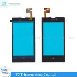 Касание мобильного телефона для экрана Nokia Lumia 520