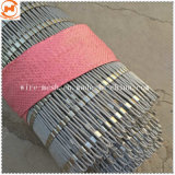 Cable de la cuerda de acero inoxidable de tejido Animal Zoo cercas de malla de cable