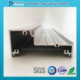 Perfil de aluminio del aluminio 6063 para la ventana modificada para requisitos particulares de la puerta principal del departamento
