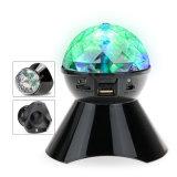 Heller Bluetooth Lautsprecher der Qualitäts-Kristallkugel-LED verwendet auf Partei