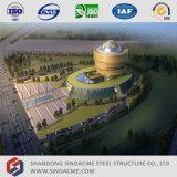 Sinoacme Сборные стальные конструкции здания музея