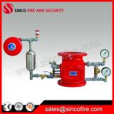 Válvula de verificação do alarme do ferro de molde Pn16