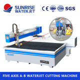 Tile Medallion를 위한 5 Ab Axis Waterjet Cutting Machine