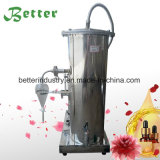 Distillatore di vetro dell'olio essenziale del vapore di acqua