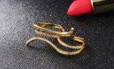 Nieuw Aankomst Gepersonaliseerd Koper Twee Ringen van de Vinger voor Vrouwen