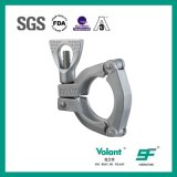 Morsetti sanitari del puntale 3-PCS dell'acciaio inossidabile degli accessori per tubi