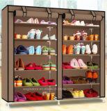Equipamento para Engraxar os Sapatos de armário de racks de grande capacidade de armazenamento de dados móveis domésticos DIY Rack Sapata portátil simples (FS-11b) 2018