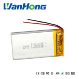 bateria de íon de lítio de 303450pl 500mAh para produtos de Digitas