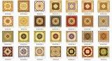 Tuiles d'or Polished de tapis de modèle neuf avec le prix bon marché (BDJ60523-1)