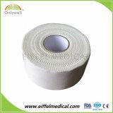 綿の乳液の自由な超通気性のスポーツの酸化亜鉛テープ
