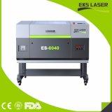 Cuir synthétique la gravure et de la coupe du bois de CO2 et la gravure de la machine de découpe laser