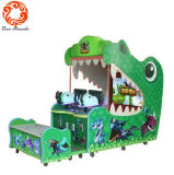 La arcada de fichas del precio de fábrica embroma la máquina de juego del Shooting del agua del cazador del dinosaurio