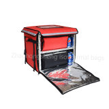 Professionnels de la livraison de nourriture thermique du refroidisseur d'isotherme sac par cyclomoteur de vélo