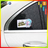 Stickers van het Etiket van het Overdrukplaatje van het Embleem van het Metaal van de auto de Zelfklevende Decoratieve