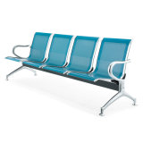 Long type banc de attente Seaters différent de rangée simple d'aéroport procurable