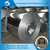 Tisco 201 bobine de l'acier inoxydable 202 304 410 430