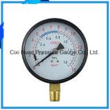 Enveloppe de fer d'indicateur de pression/de mètre de Gaz-Pression