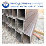 長方形/正方形鋼管/管の空セクションGalvanzied/黒いアニーリング