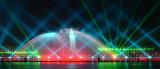 350W LED étanches IP65 Déplacement de la lumière de la tête pour la scène extérieure