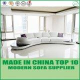 Стильный современной гостиной угловой диван шезлонгами